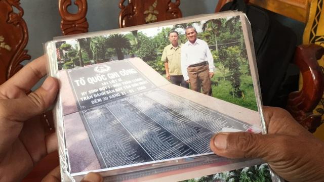 Những chiến sĩ Tiểu đoàn 16 may mắn còn sống sót sau trận đánh sân bay Tân Sơn Nhất về thăm bia kỷ niệm chiến công của đồng đội tại Nghĩa trang TPHCM, họ tiếc vì còn rất nhiều cái tên của đồng đội mình chưa được ghi khắc trên bia