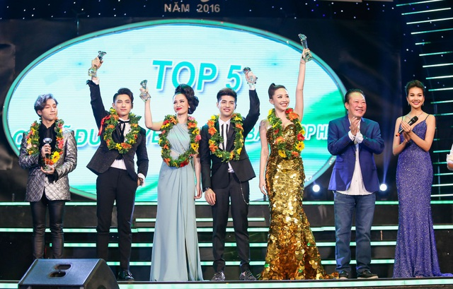 Năm nay Isaac, Đông Nhi, Tóc Tiên, Noo Phước Thịnh, Sơn Tùng M-TP nhận được giải thưởng này và cũng được xem là những cái tên phù hợp nhất.