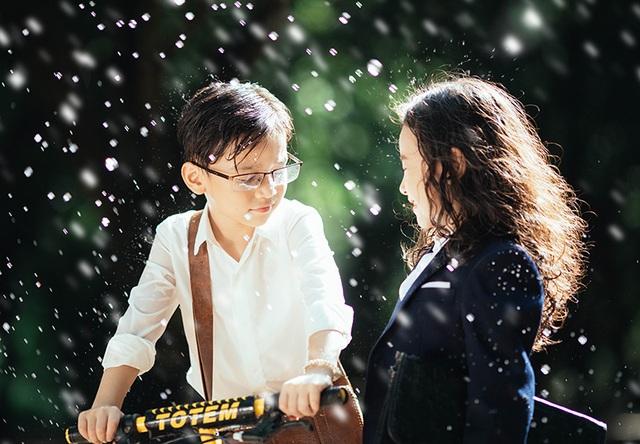 """""""Em gái mưa"""" phiên bản nhí khiến ca sĩ Hương Tràm cũng phải trầm trồ - 19"""