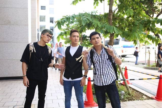 Phim có sự tham gia của nhiều diễn viên trẻ Việt Nam và Nhật Bản.