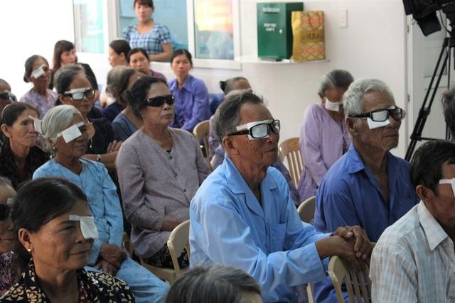 Masan Nutri – Science tài trợ chương trình mổ đục thủy tinh thể cho người nghèo - 2