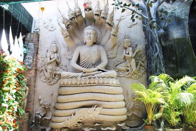 Ngôi chùa mang kiến trúc độc đáo ở phía Tây Nha Trang - 9