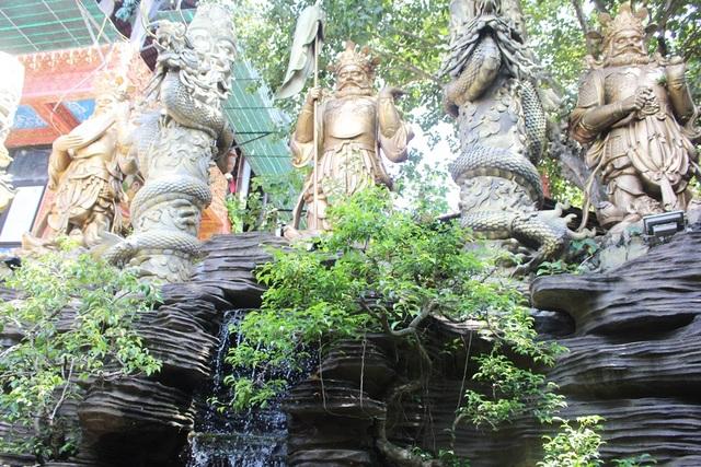 Ngôi chùa mang kiến trúc độc đáo ở phía Tây Nha Trang - 10