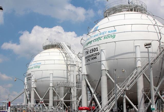 Quy hoạch tổng thể phát triển ngành Công nghiệp Khí Việt Nam - 3