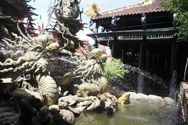 Ngôi chùa mang kiến trúc độc đáo ở phía Tây Nha Trang - 11