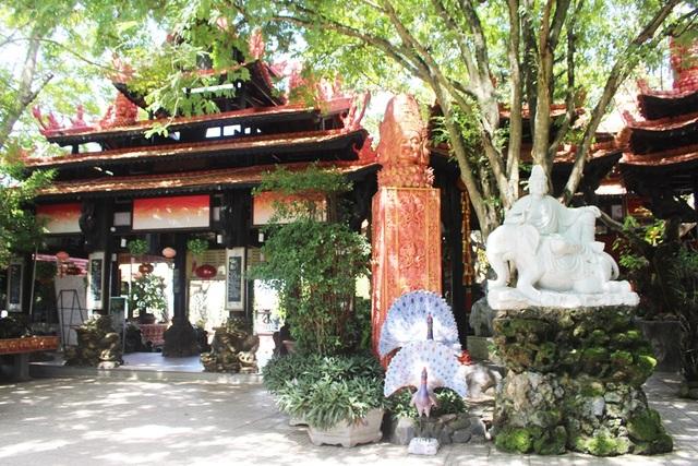 Ngôi chùa mang kiến trúc độc đáo ở phía Tây Nha Trang - 4