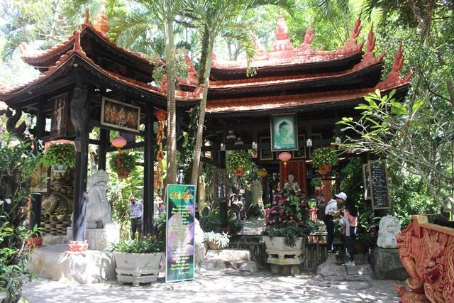Ngôi chùa mang kiến trúc độc đáo ở phía Tây Nha Trang - 5