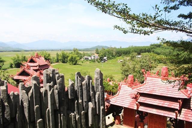 Ngôi chùa mang kiến trúc độc đáo ở phía Tây Nha Trang - 12