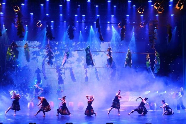 Khai mạc liên hoan Múa quốc tế 2017 - 10