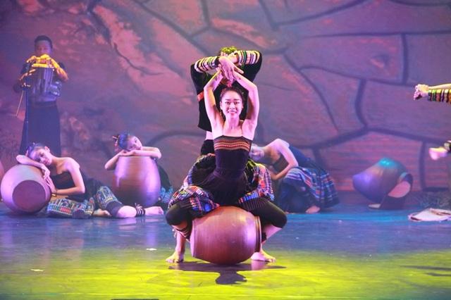 Khai mạc liên hoan Múa quốc tế 2017 - 11