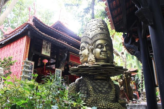 Ngôi chùa mang kiến trúc độc đáo ở phía Tây Nha Trang - 7
