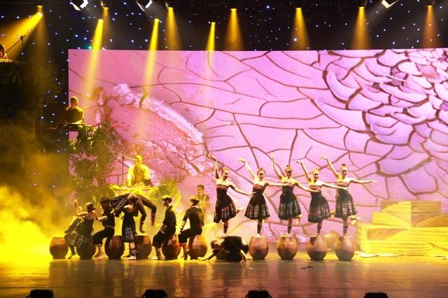 Khai mạc liên hoan Múa quốc tế 2017 - 13