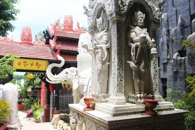 Ngôi chùa mang kiến trúc độc đáo ở phía Tây Nha Trang - 8