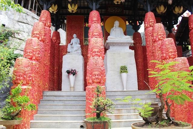 Ngôi chùa mang kiến trúc độc đáo ở phía Tây Nha Trang - 14