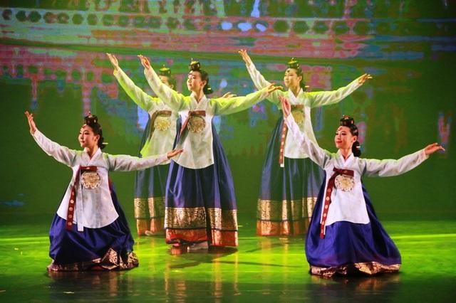 Khai mạc liên hoan Múa quốc tế 2017 - 16
