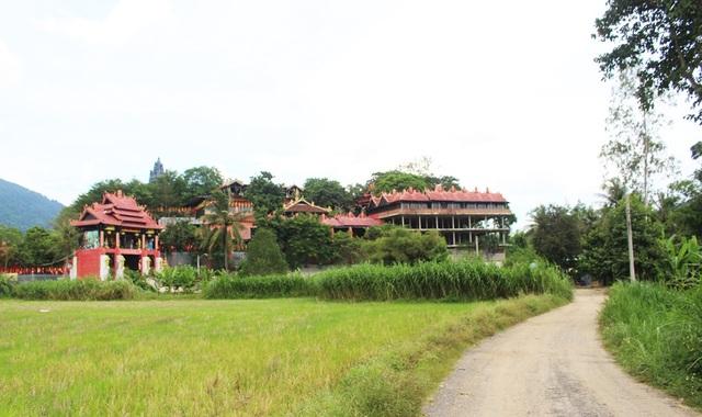Ngôi chùa mang kiến trúc độc đáo ở phía Tây Nha Trang - 1