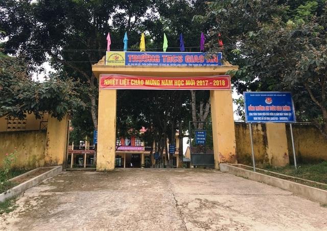 Trên địa bàn huyện Lang Chánh (Thanh Hóa), nhiều năm qua cũng chỉ có 2 đơn vị cấp THCS còn áp dụng mô hình VNEN.