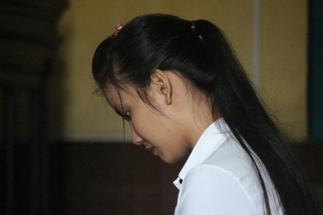 Bị cáo Châu tại tòa.
