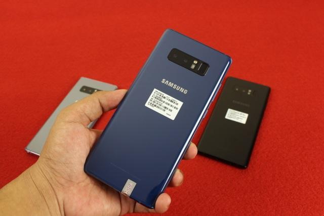 Galaxy Note8 phiên bản 256 GB