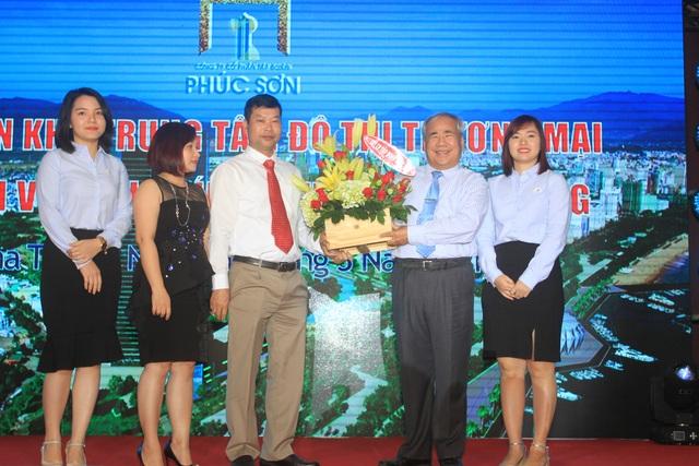 Công ty Cổ phần Tập đoàn Phúc Sơn: Tăng tốc đầu tư vào sân bay Nha Trang - 4