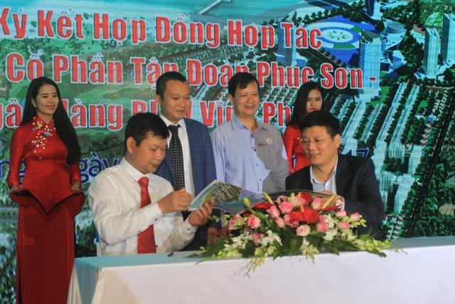 Công ty Cổ phần Tập đoàn Phúc Sơn: Tăng tốc đầu tư vào sân bay Nha Trang - 3