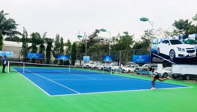 Ngay sau khai mạc các trận đấu diễn ra để lại ấn tượng trong lòng khán giả xứ Nghệ.