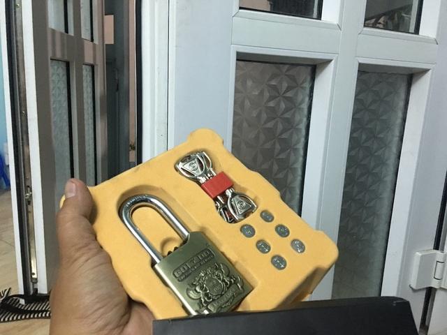 ổ khóa thông minh được ưa chọn để bảo đảm an ninh khi gia chủ vắng nhà