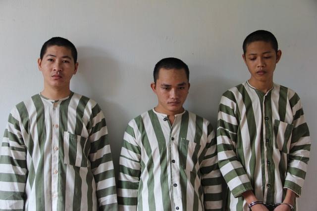 Ba tên cướp hung hãn
