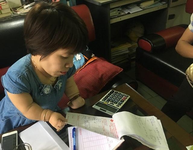 Hiện nay, chị là Giám đốc một doanh nghiệp tại Thanh Hóa