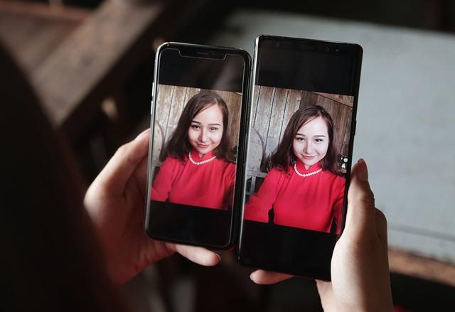 Galaxy Note 8 so kè iPhone X - kẻ tám lạng người nửa cân - 6