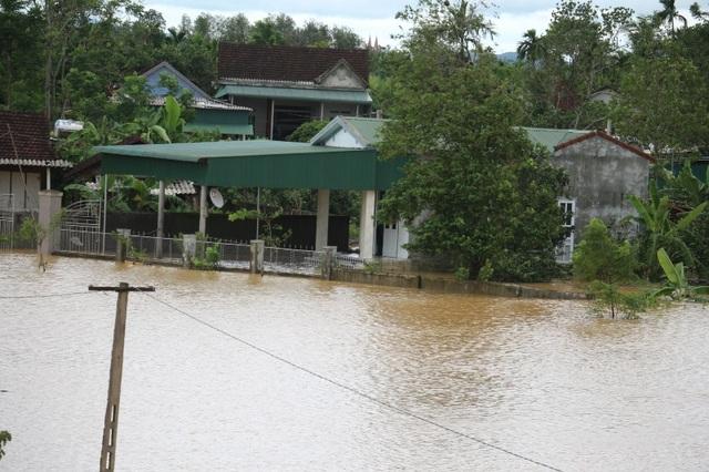 Hà Tĩnh là địa phương thường xuyên phải gánh chịu những ảnh hưởng, hậu quả nặng nề của các đợt mưa lũ