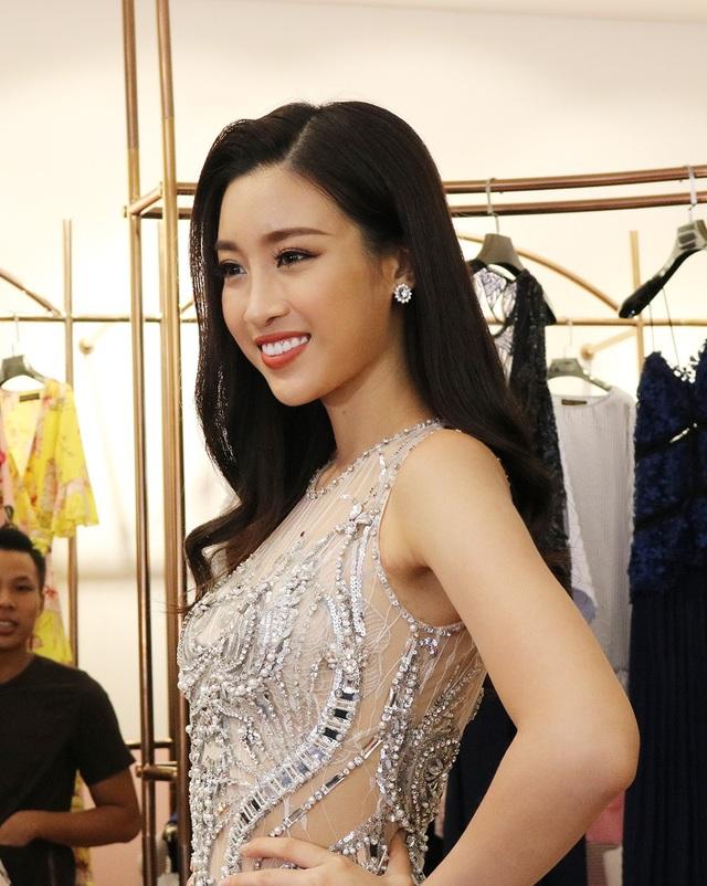 """Đỗ Mỹ Linh: """"Hoa hậu Thế giới là cuộc thi nhan sắc cuối cùng của tôi"""" - 3"""