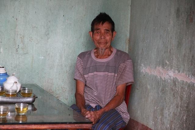 Ông Nguyễn Văn Tống khẳng định ông bị vu ăn cắp nhưng không hề được biết, được ký xác nhận vào biên bản
