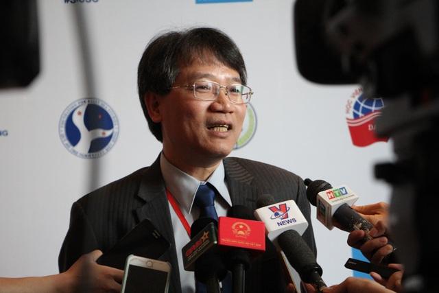 PGS.TS Nguyễn Vũ Tùng - Giám đốc Học viện Ngoại giao