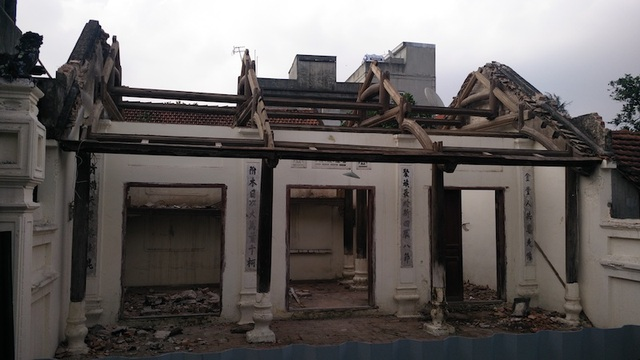 Đề nghị làm rõ việc người dân kêu cứu bị huỷ hoại tài sản tại huyện Hoài Đức - 1