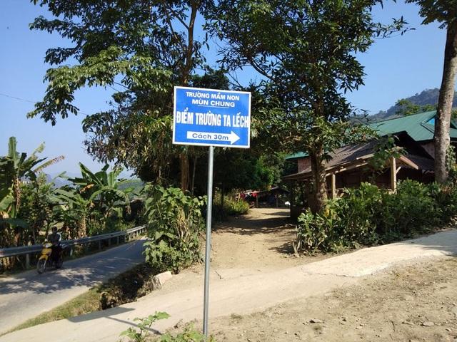 Khánh thành công trình phòng học Dân trí thứ 13 tại Điện Biên - 5