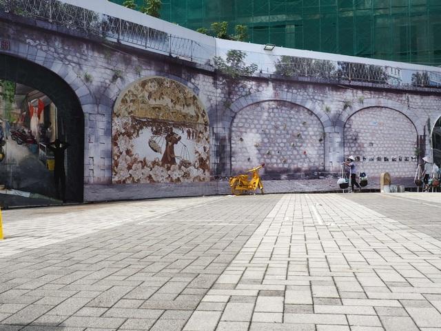 Diện mạo mới của những vòm cổng trên phố Phùng Hưng - 5