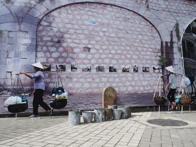 Diện mạo mới của những vòm cổng trên phố Phùng Hưng - 2