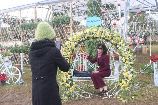 Những không gian hoa độc đáo chỉ có tại Lễ hội hoa Đà Lạt 2017 - 12