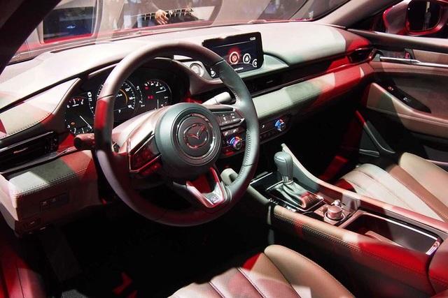 Mazda6 phiên bản nâng cấp chính thức ra mắt - Động cơ mới - 2