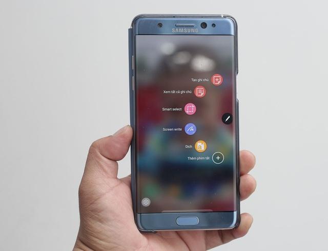 """Đánh giá Galaxy Note FE: Sản phẩm thay thế của người """"đàn anh"""" Galaxy Note7 - 6"""