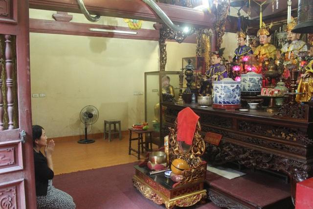 Miếu An Đà thờ hai vị nữ thần được phong là Thành Hoàng làng.