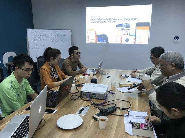 Khảo sát 17 sản phẩm lọt vào Chung khảo cuộc thi Nhân tài Đất Việt 2017 - 9