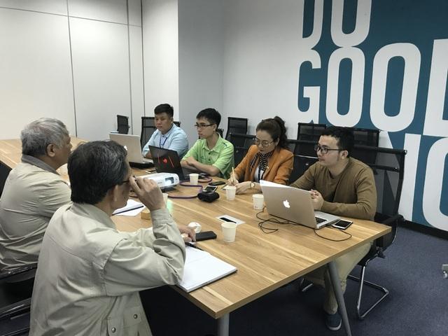 Khảo sát 17 sản phẩm lọt vào Chung khảo cuộc thi Nhân tài Đất Việt 2017 - 3