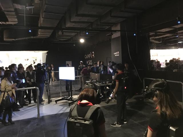 Khai trương trung tâm thực tế ảo đầu tiên của Hàn Quốc tại Việt Nam - 4