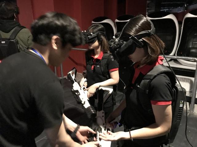 Khai trương trung tâm thực tế ảo đầu tiên của Hàn Quốc tại Việt Nam - 6