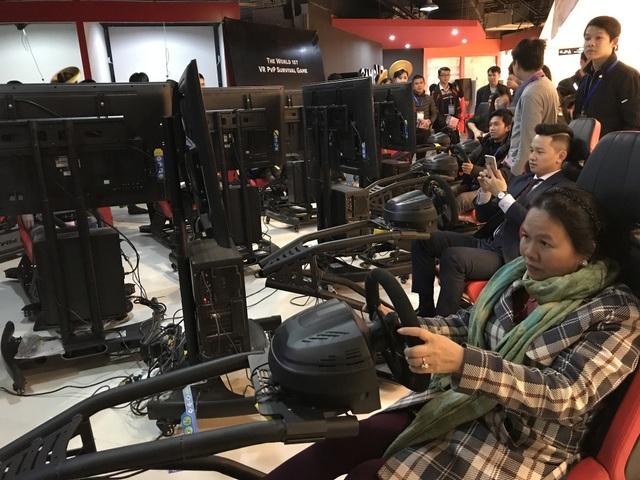 Khai trương trung tâm thực tế ảo đầu tiên của Hàn Quốc tại Việt Nam - 5