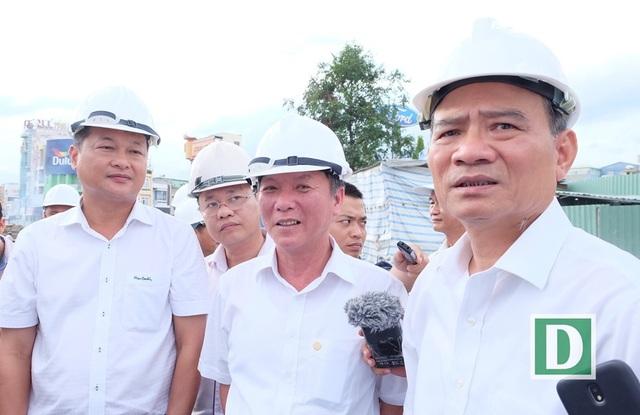 Ông Trương Quang Nghĩa điều hành công việc tại địa phương với vai trò lãnh đạo Đà Nẵng