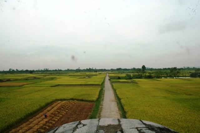 Huyện Vĩnh Lộc có tờ trình đề nghị UBND tỉnh Thanh Hóa bố trí kinh phí thu hồi 68,4 ha đất trong nội thành