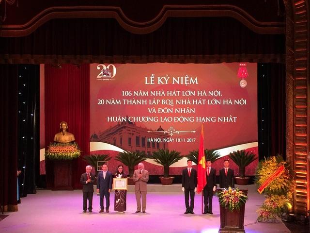 20 năm quản lý Nhà hát Lớn Hà Nội và dấu ấn - 3